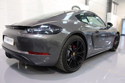 Porsche 718 Cayman S PDK with 20 Inch Alloys, Sports Exhaust and More 5