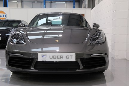 Porsche 718 Cayman S PDK with 20 Inch Alloys, Sports Exhaust and More 10