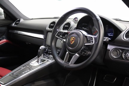 Porsche 718 Cayman S PDK with 20 Inch Alloys, Sports Exhaust and More 6