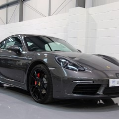 Porsche 718 Cayman S PDK with 20 Inch Alloys, Sports Exhaust and More 4