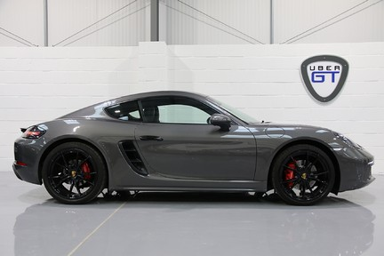 Porsche 718 Cayman S PDK with 20 Inch Alloys, Sports Exhaust and More 1