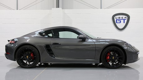 Porsche 718 Cayman S PDK with 20 Inch Alloys, Sports Exhaust and More Video