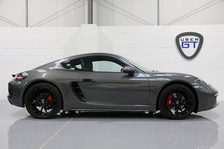 Porsche 718 Cayman S PDK with 20 Inch Alloys, Sports Exhaust and More