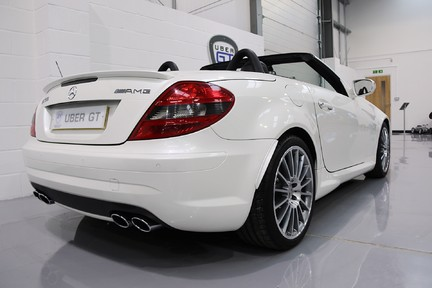 Mercedes-Benz SLK 55 AMG with a Great History and Specification 5