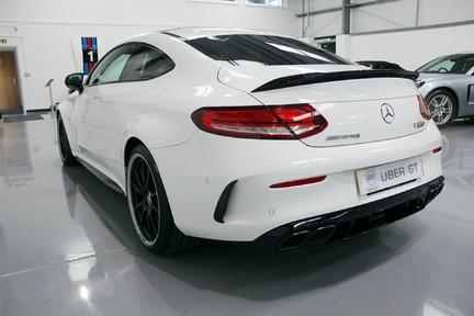 Mercedes-Benz C Class AMG C 63 S PREMIUM PLUS - 1 Owner AMG Exhaust 16