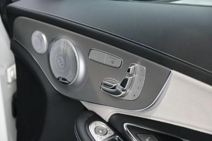 Mercedes-Benz C Class AMG C 63 S PREMIUM PLUS - 1 Owner AMG Exhaust 20
