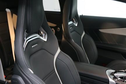 Mercedes-Benz C Class AMG C 63 S PREMIUM PLUS - 1 Owner AMG Exhaust 21