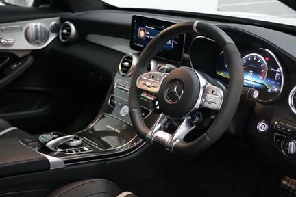 Mercedes-Benz C Class AMG C 63 S PREMIUM PLUS - 1 Owner AMG Exhaust 8