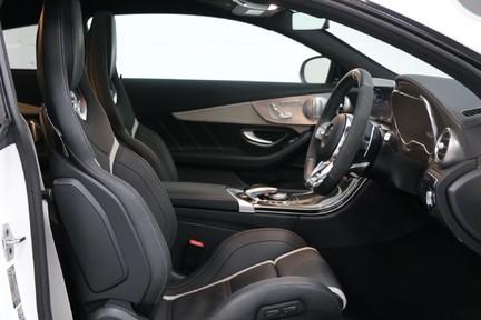 Mercedes-Benz C Class AMG C 63 S PREMIUM PLUS - 1 Owner AMG Exhaust 17