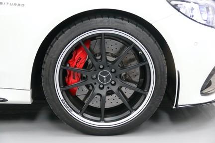 Mercedes-Benz C Class AMG C 63 S PREMIUM PLUS - 1 Owner AMG Exhaust 13
