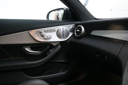 Mercedes-Benz C Class AMG C 63 S PREMIUM PLUS - 1 Owner AMG Exhaust 14