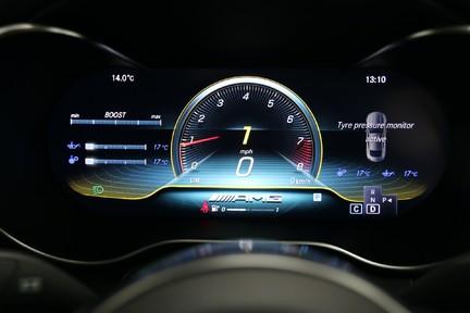 Mercedes-Benz C Class AMG C 63 S PREMIUM PLUS - 1 Owner AMG Exhaust 10