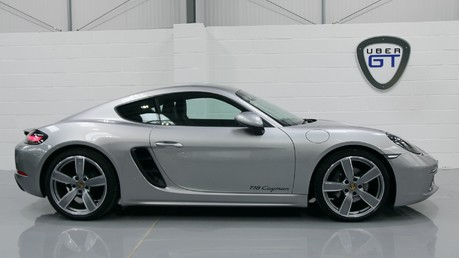 Porsche 718 Cayman PDK only 4500 miles Video