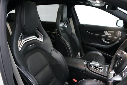 Mercedes-Benz E Class AMG E 63 S 4MATIC 18
