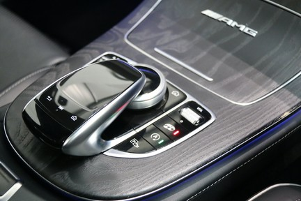 Mercedes-Benz E Class AMG E 63 S 4MATIC 5