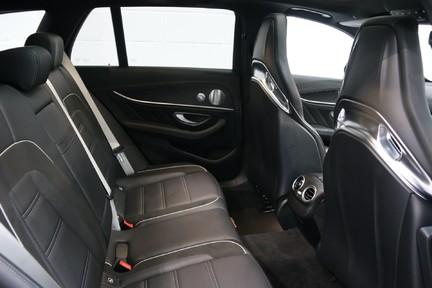 Mercedes-Benz E Class AMG E 63 S 4MATIC 21