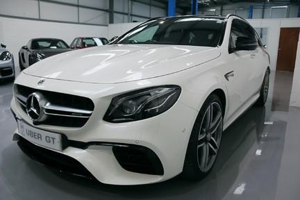 Mercedes-Benz E Class AMG E 63 S 4MATIC 22