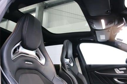 Mercedes-Benz E Class AMG E 63 S 4MATIC 8