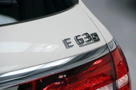 Mercedes-Benz E Class AMG E 63 S 4MATIC 23