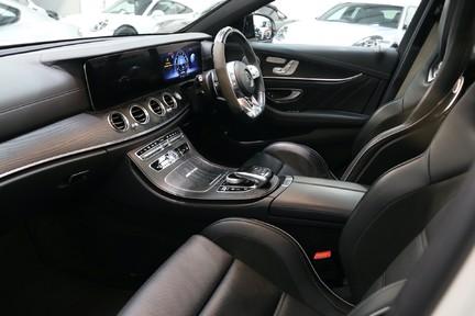 Mercedes-Benz E Class AMG E 63 S 4MATIC 4