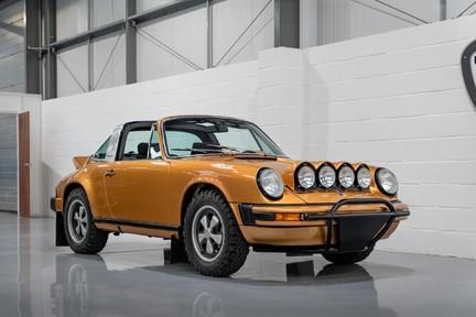Porsche 911 Targa Safari Goldfinger 10