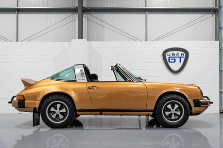 Porsche 911 Targa Safari Goldfinger