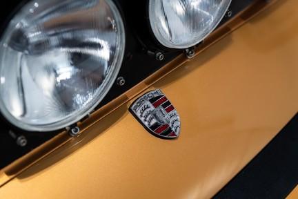 Porsche 911 Targa Safari Goldfinger 27