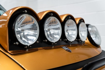 Porsche 911 Targa Safari Goldfinger 20