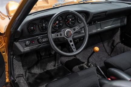 Porsche 911 Targa Safari Goldfinger 5