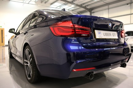 BMW 3 Series 340i M Sport Shadow Edition with a High Specification 4