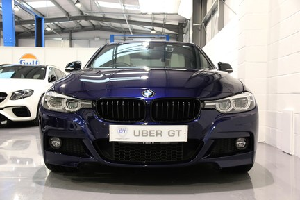 BMW 3 Series 340i M Sport Shadow Edition with a High Specification 10