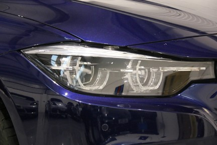 BMW 3 Series 340i M Sport Shadow Edition with a High Specification 12