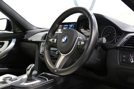 BMW 3 Series 340i M Sport Shadow Edition with a High Specification 7