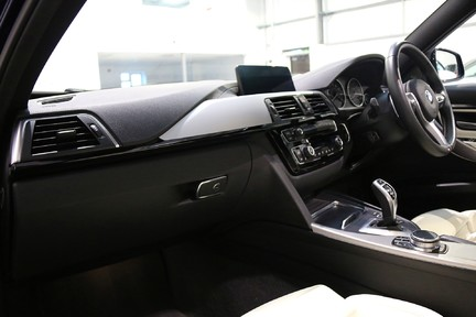 BMW 3 Series 340i M Sport Shadow Edition with a High Specification 5