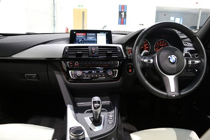 BMW 3 Series 340i M Sport Shadow Edition with a High Specification 25