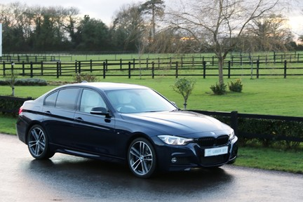 BMW 3 Series 340i M Sport Shadow Edition with a High Specification 28