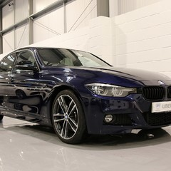 BMW 3 Series 340i M Sport Shadow Edition with a High Specification 3