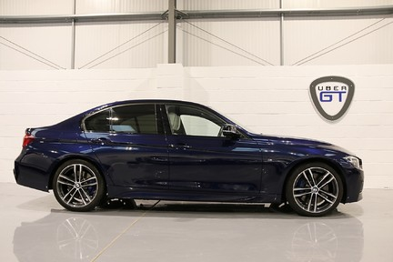 BMW 3 Series 340i M Sport Shadow Edition with a High Specification 1