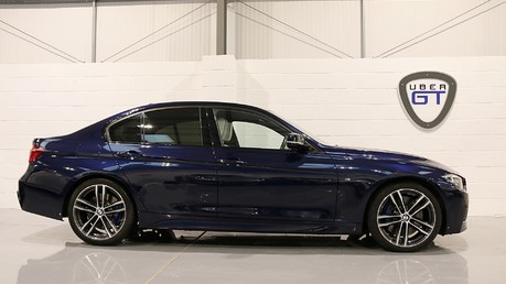 BMW 3 Series 340i M Sport Shadow Edition with a High Specification Video
