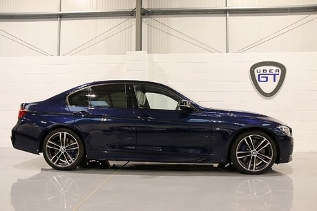 BMW 3 Series 340i M Sport Shadow Edition with a High Specification