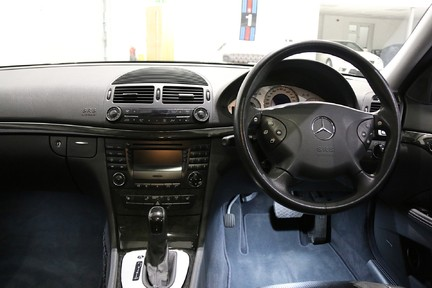 Mercedes-Benz E Class E55 AMG in Fabulous Condition with Great History 22