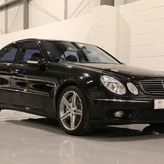 Mercedes-Benz E Class E55 AMG in Fabulous Condition with Great History 1