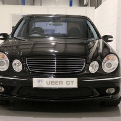 Mercedes-Benz E Class E55 AMG in Fabulous Condition with Great History 3