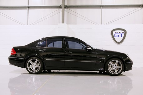 Mercedes-Benz E Class E55 AMG in Fabulous Condition with Great History