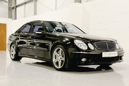 Mercedes-Benz E Class E55 AMG in Fabulous Condition with Great History 2