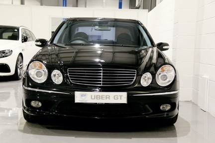 Mercedes-Benz E Class E55 AMG in Fabulous Condition with Great History 8