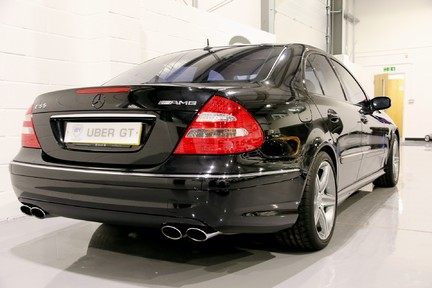 Mercedes-Benz E Class E55 AMG in Fabulous Condition with Great History 13