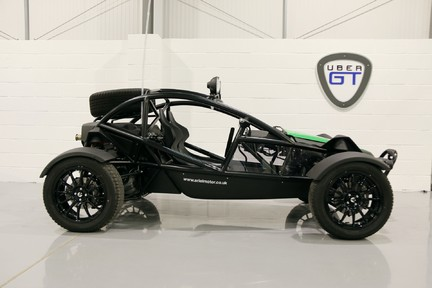 Ariel Nomad Supercharged with huge spec 1