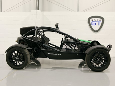 Ariel Nomad Supercharged with huge spec