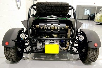 Ariel Nomad Supercharged with huge spec 10